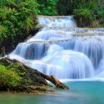 Erawan cascade